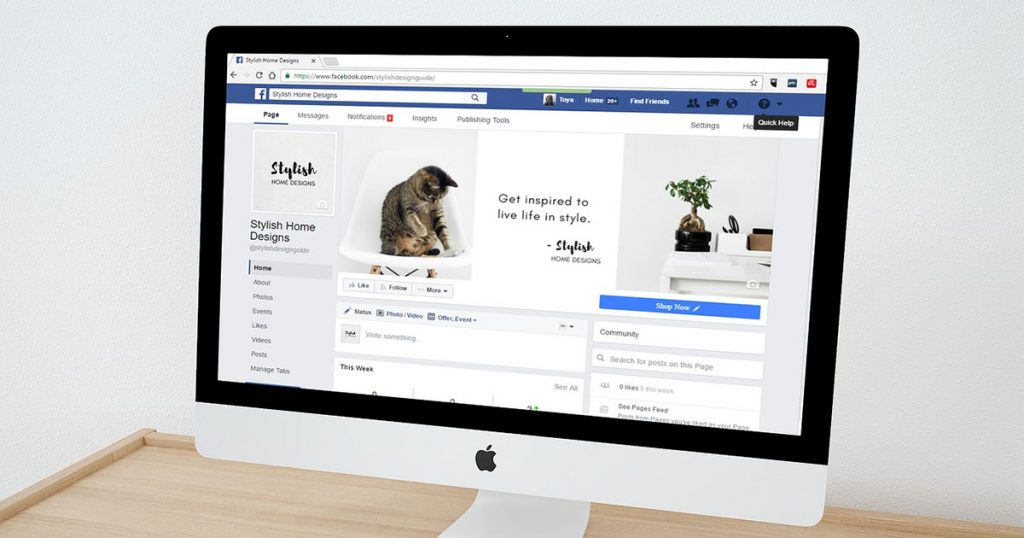Comment utiliser facebook pour promouvoir son entreprise